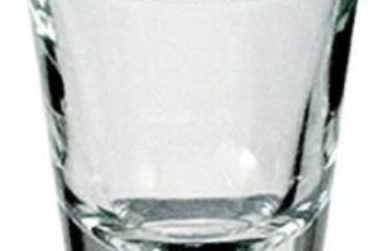 Anchor Hocking 12206ECOM Heavy Base Shot Glass Set (12 Pack), 1.5oz, Clear