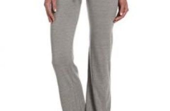 Alternative Women's Eco-Heather Long Pant, Eco-Gray X-Large