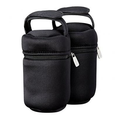 Tommee Tippee Insulated Bottle Bag, 2-Count