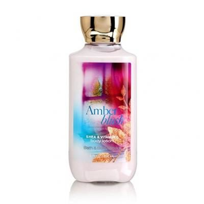 Bath Body Works Amber Blush 8.0 oz Body Lotion