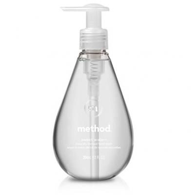 Method Naturally Derived Gel Hand Wash Pump, Sweet Water, 12 Ounce