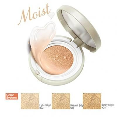 Etude House Precious Mineral Any Cushion #W13 Natural Beige