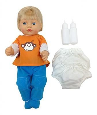Potty Scotty - Potty Training Doll