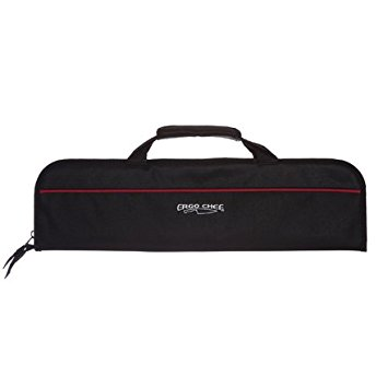 Ergo Chef 5 Pocket Chef Knife case roll bag