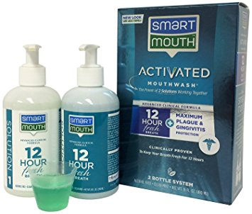 SmartMouth ACF Mouthwash Mint –(Advance Clinical Formula) , 16 Ounce
