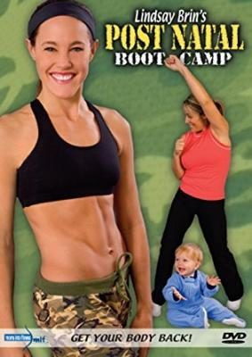 Lindsay Brin's Postnatal Boot Camp with Moms Into Fitness
