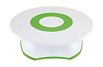 Wilton Trim 'n Turn ULTRA Cake Turntable Rotating Cake Stand, 307-301