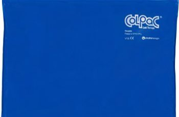 "Chattanooga ColPac Cold Therapy, Blue Vinyl, Large/Standard-Size Cold Pack (11"" x 14"")"