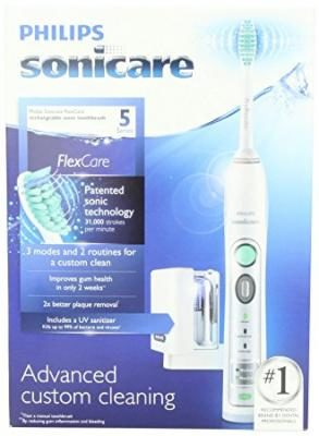 Philips Sonicare HX6932/10 FlexCare RS930 Rechargeable Electric Toothbrush