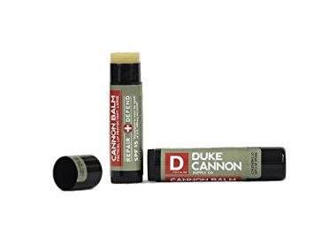 Duke Cannon Balm Tactical Lip Protectant, .56oz