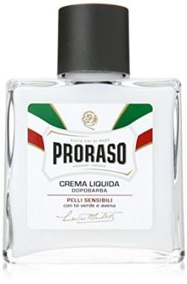 Proraso After Shave Balm, Sensitive Skin, 3.4 oz (100 ml)