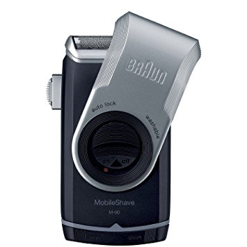 Braun M90 Mobile Shaver, 1 Count