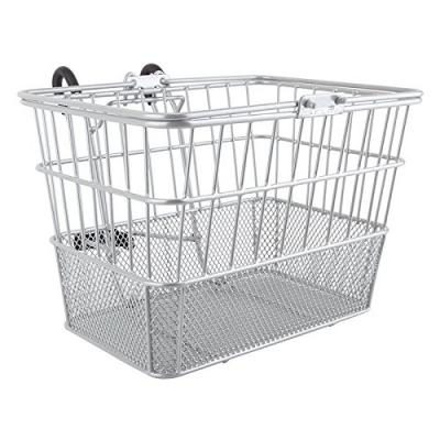 Sunlite Standard Mesh Bottom Lift-Off Basket w/ Bracket, Silver