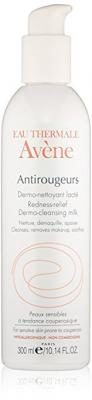 Eau Thermale Avène Antirougeurs Dermo Cleansing Milk, 10.14 fl. oz.