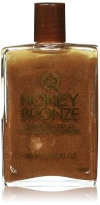 The Body Shop Honey Bronze Shimmering Dry Oil - Honey Kissed, 3.3oz
