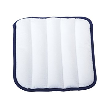 HealthSmart TheraBeads Microwavable Heating Pad, Moist Heating Pad For Natural Joint Pain Relief, With Cover, 9 by 12 Inches