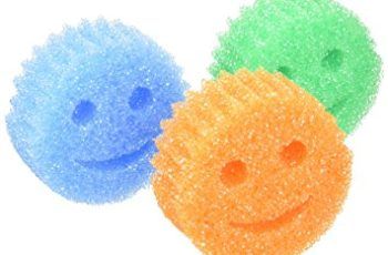 Scrub Daddy Color Sponge (3 Pack)