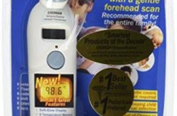 Exergen Temporal Scan Forehead Artery Baby Thermometer Tat-2000c Scanner