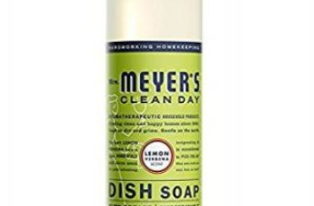 Mrs. Meyer's Dish Soap Lemon Verbena