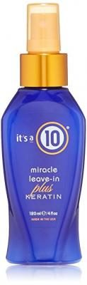 It's a 10 Haircare Miracle Leave-In Plus Keratin, 4 fl. oz.