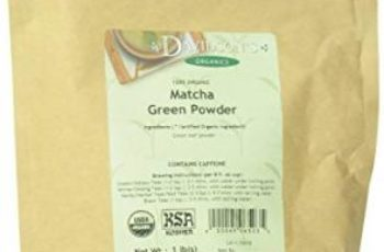Davidson's Tea Matcha Green Powder, 1-Pound