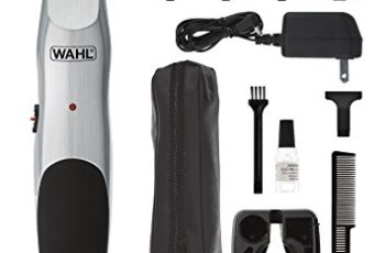 Wahl Clipper Groomsman Cord /Cordless Beard Trimmers for men, Hair Clippers and Shavers, Rechargeable men's Grooming Kit, Gifts for Husband Boyfriend, by the Brand used by Professionals # 9918-6171